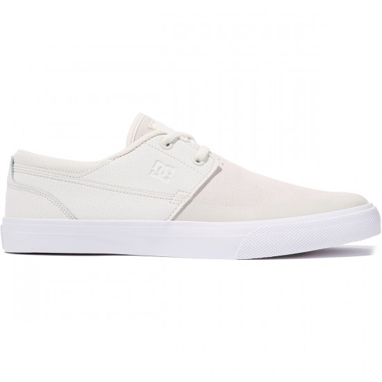 DC Wes Kremer 2 S Shoes - Cream - 8.0