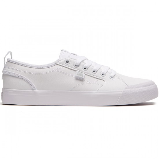DC Evan Smith Shoes - White - 8.0