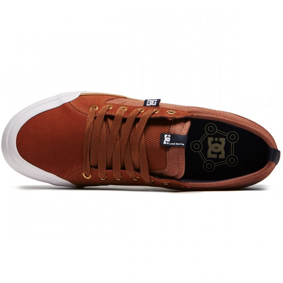 DC Evan Smith S Shoes - Tobacco - 8.0