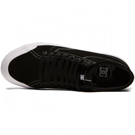 DC Evan Smith Hi Zero Shoes - Black/White - 8.0