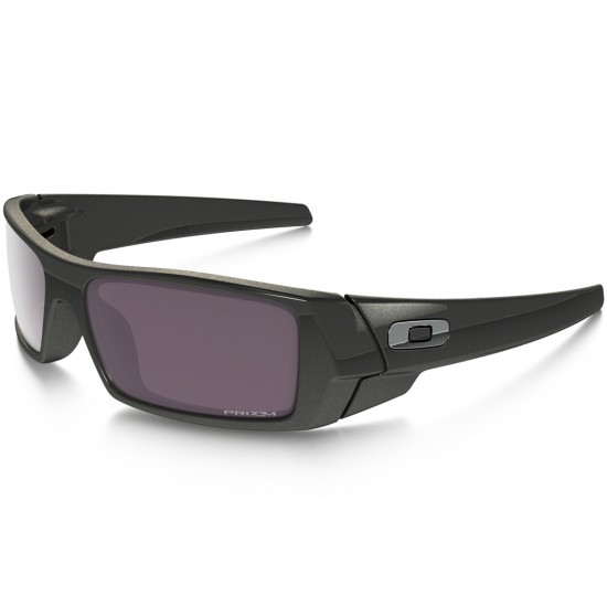 Oakley Gascan Polarized Sunglasses - Polished Granite/Prizm Daily