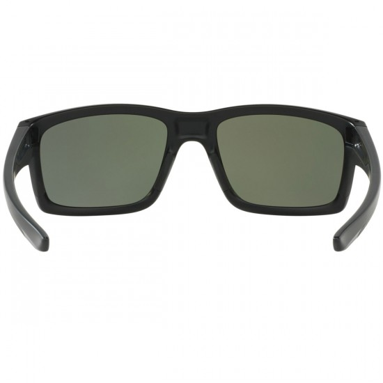 Oakley Mainlink Sunglasses - Matte Black/Black Polarized