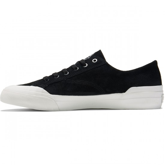 HUF Classic Lo Shoes - Black/Bone - 8.0