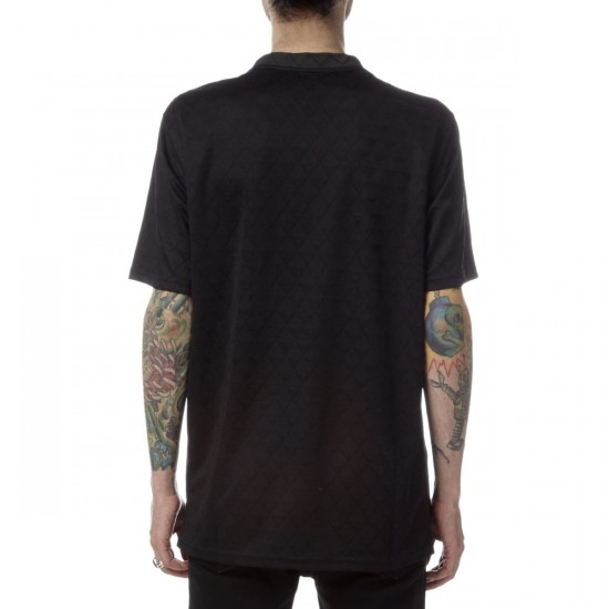 HUF Team Triple Triangle Jersey - Black