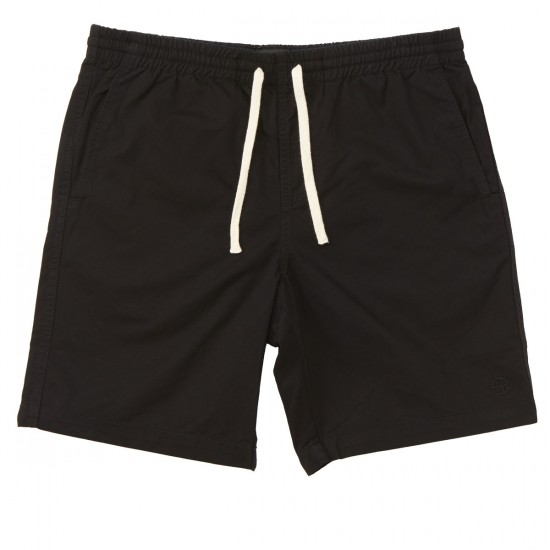HUF Sun Daze Easy Shorts - Black