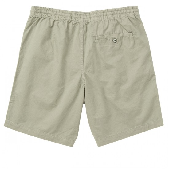 HUF Sun Daze Easy Shorts - Sage