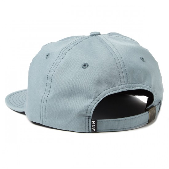HUF Formless Classic H 6 Panel Hat - Slate