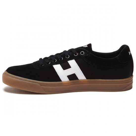 HUF Soto Shoes - Black/Gum - 8.0