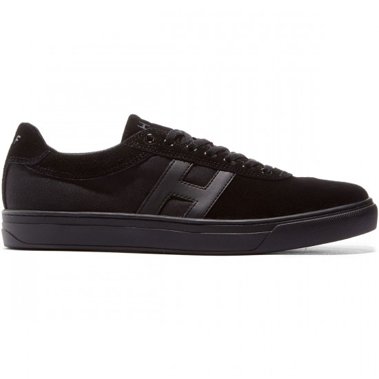 HUF Soto Shoes - Black/Mono - 8.0