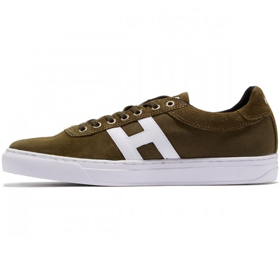 HUF Soto Shoes - Olive - 8.0