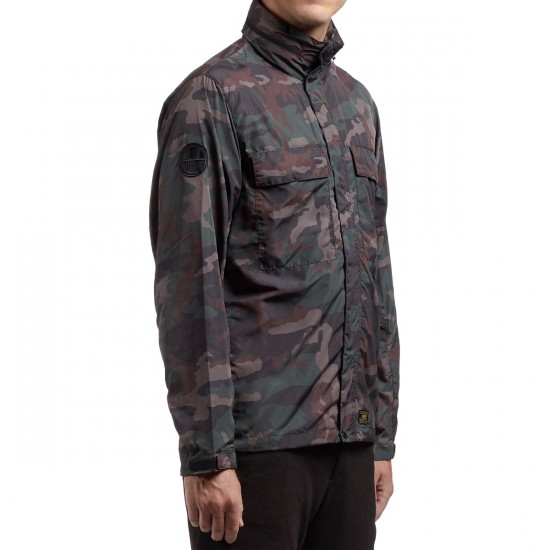 HUF Bickle M65 Tech Jacket - Woodland