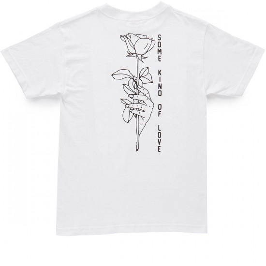 HUF Some Kind Of Love T-Shirt - White