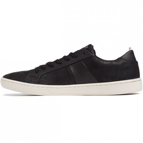 HUF Boyd Shoes - Black/Bone - 8.0