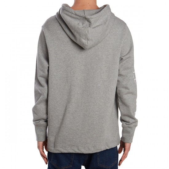 Huf Sureshot Pullover Hoodie - Grey Heather