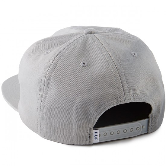 Huf Triple Triange Snapback Hat - Cloud