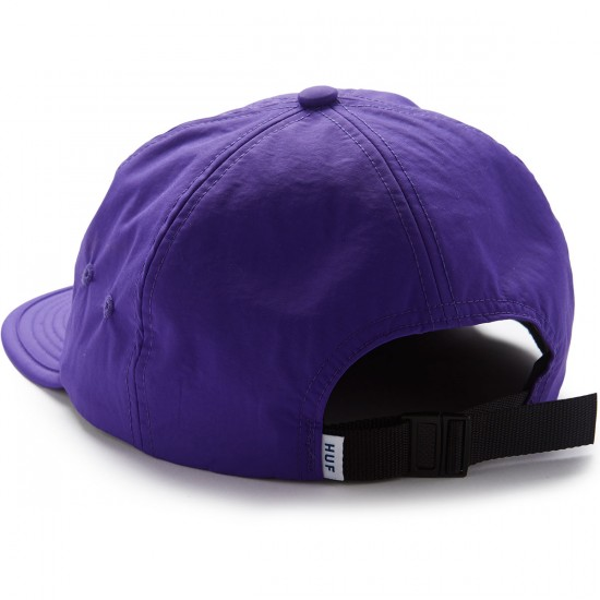 Huf Formless Triple Triange  Hat - Purple