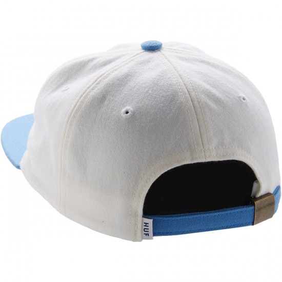 Huf Classic H 6 Panel Hat - Carolina Blue