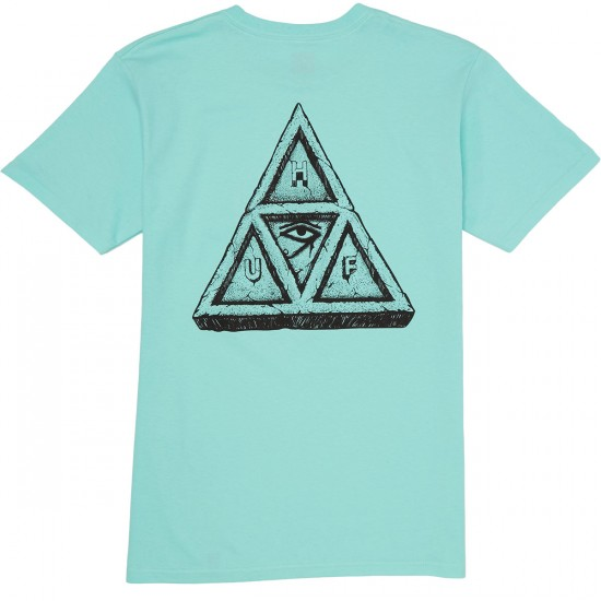 Huf Sumra Triple Triangle T-Shirt - Teal