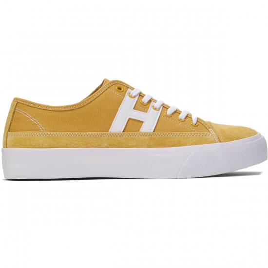 Huf Hupper 2 Lo Shoes - Mustard - 8.0