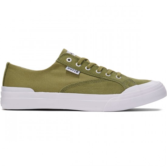 HUF Classic Lo Ess Shoes - Sage - 8.0