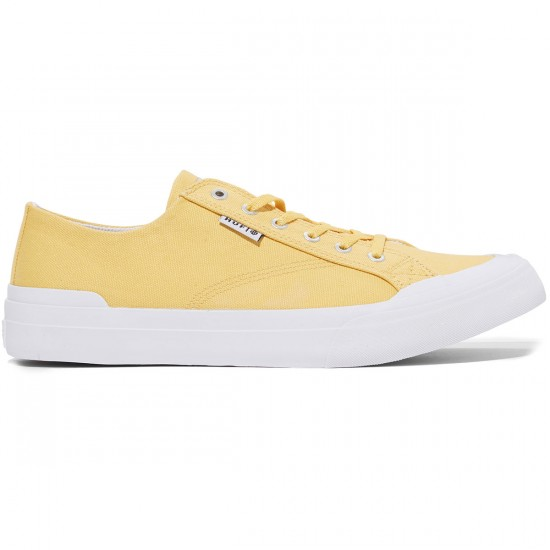 HUF Classic Lo Ess Tx Shoes - Maize - 8.0
