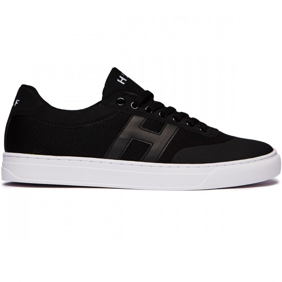 HUF Soto Shoes - Welded Black - 8.0