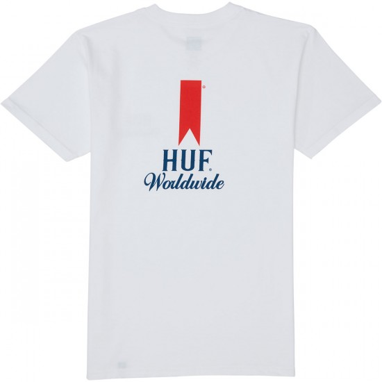 Huf Ultra T-Shirt - White