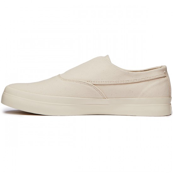 HUF Dylan Slip On Shoes - Natural - 8.0