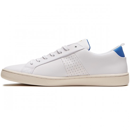 HUF Boyd Shoes - Vintage White/Royal - 8.0