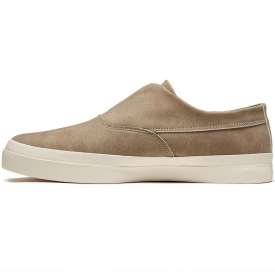 HUF Dylan Slip On Shoes - Fog - 8.0