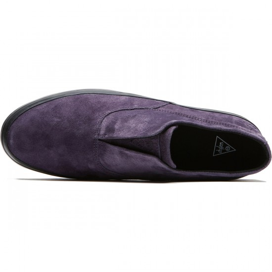 HUF Dylan Slip On Shoes - Nightshade - 9.0