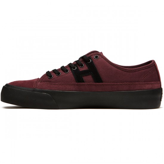 Huf Hupper 2 Lo Shoes - Deep Wine - 8.0