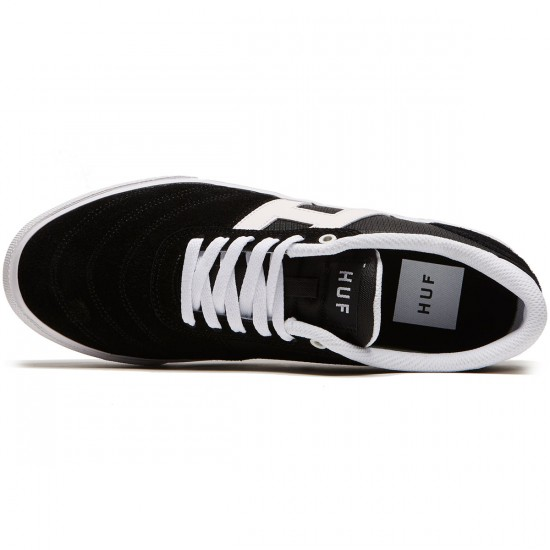 HUF Galaxy Shoes - Black/Ripstop - 8.0