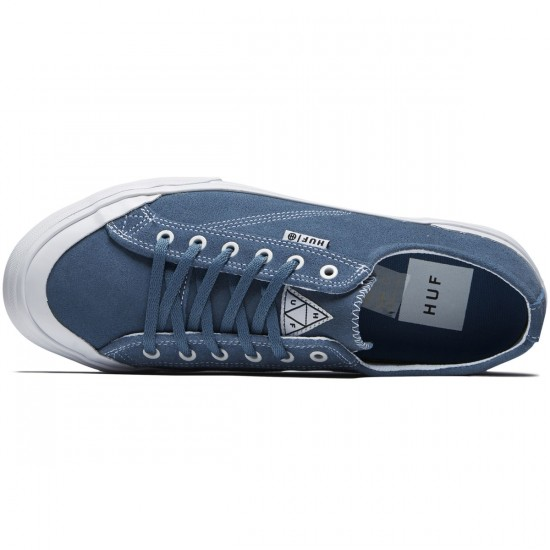 HUF Classic Lo Shoes - Real Teal