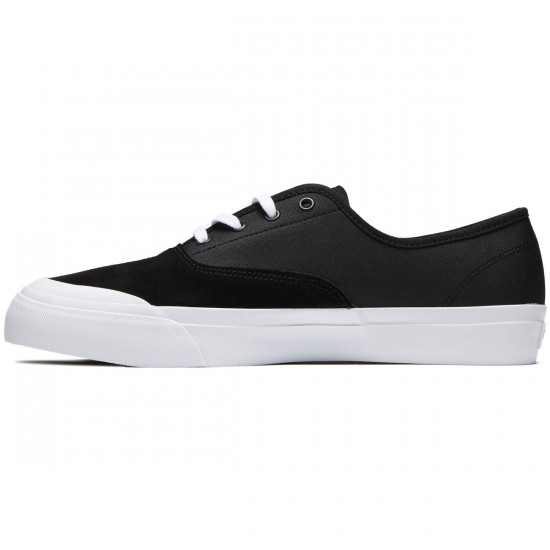 HUF Cromer Shoes - Black Tuff - 8.0