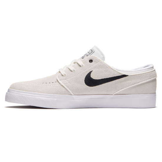 Nike Zoom Stefan Janoski Shoes - Summit White/Black White/Pure Platnium - 6