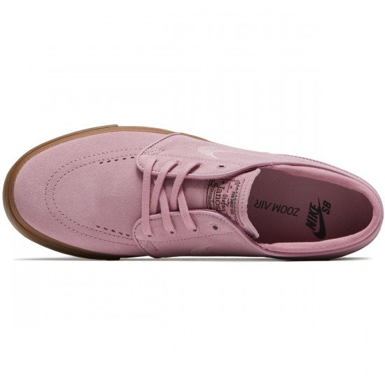 Nike Zoom Stefan Janoski Shoes - Elemental Pink/Sequoia - 6.0