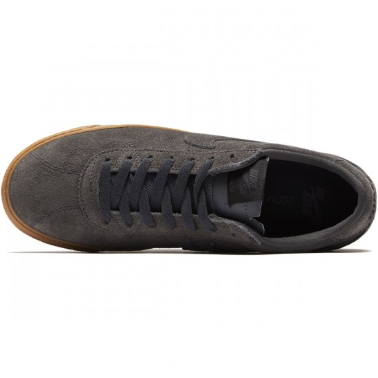 Nike SB Bruin Premium SE Shoes - Anthracite/Anthracite/Black - 6.0