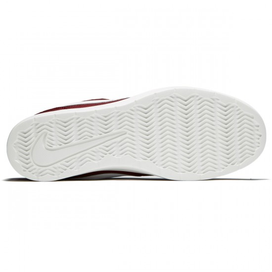 Nike SB Portmore II Ultralight Shoes - Team Red/Summit White/Black