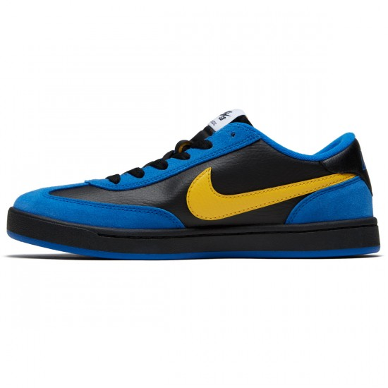 Nike SB FC Classic Shoes - Royal Blue/Varsity Maize/Black White - 7.5