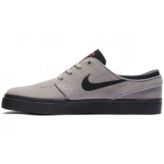 Nike Zoom Stefan Janoski Shoes - Dust/Black Ember/Glow White - 6.0