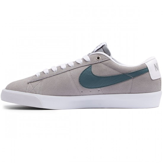 Nike Blazer Low GT Shoes - Dust/Hasta White/Pure Platinum - 7.0