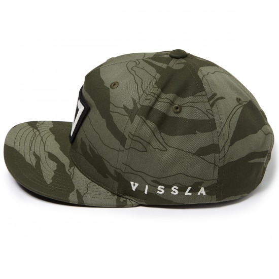 Vissla Calipher Hat - Surplus