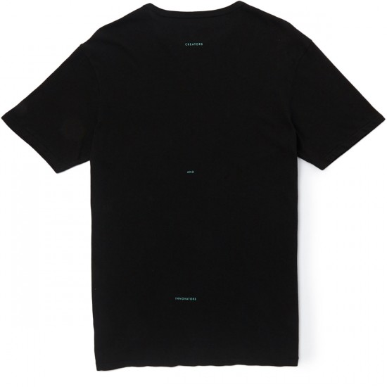 Vissla Established Gradient T-Shirt - Phantom 2