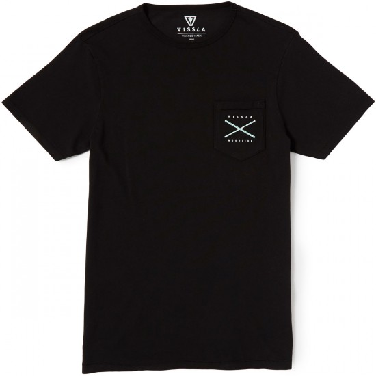 Vissla Woodside T-Shirt - Phantom