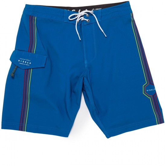 Vissla Dead Low Boardshorts - Blue Velvet