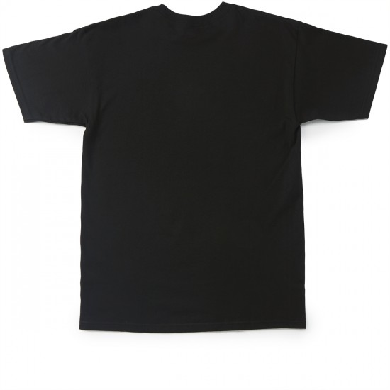 Real Versus Everyone T-Shirt - Black