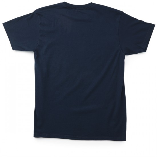Krooked Eyes T-Shirt - Navy