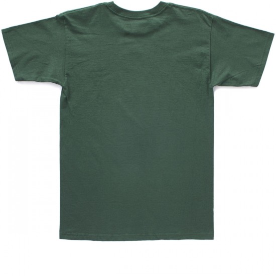 Anti-Hero Stock Eagle T-Shirt - Forest Green