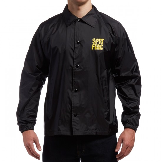 Spitfire Clean Cut Jacket - Black